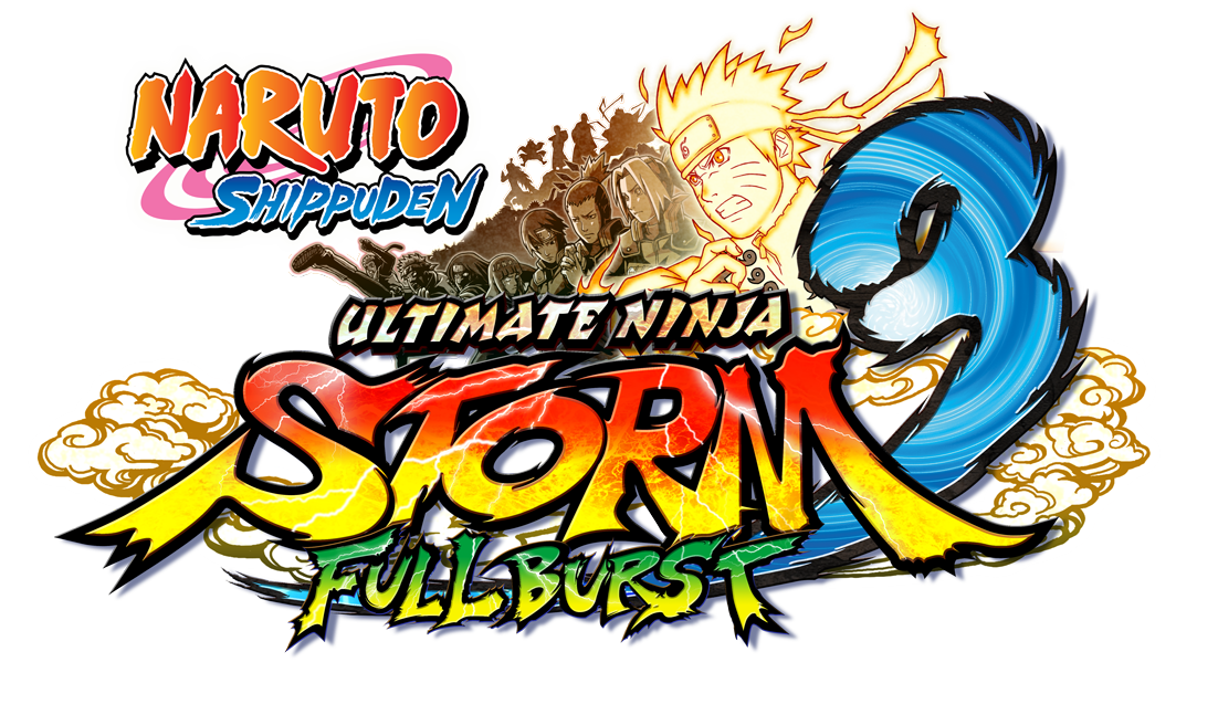 Naruto-Shippuden-Ultimate-Ninja-Storm-3-Full-Burst-Logo