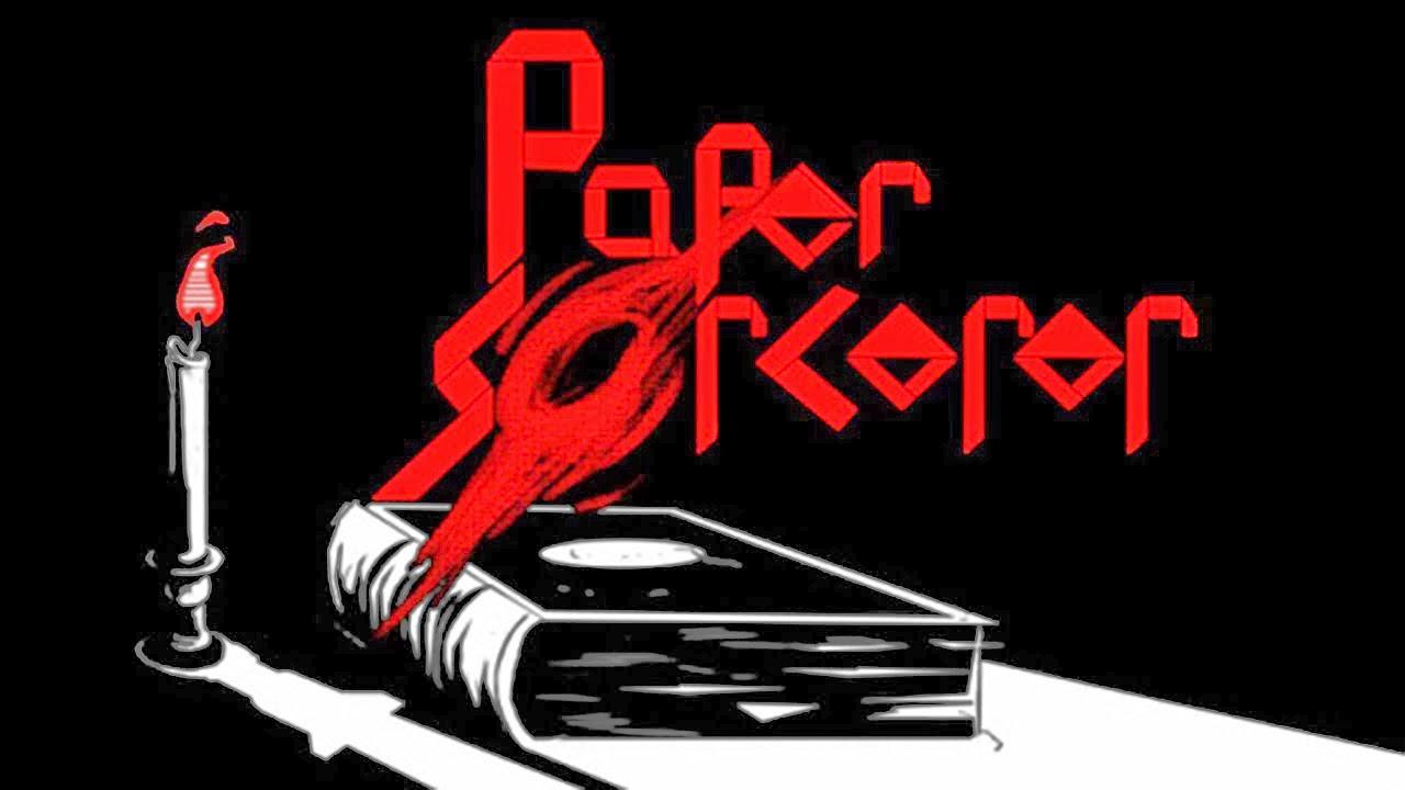 portada paper sorcerer www.indielocus.com review alverspin