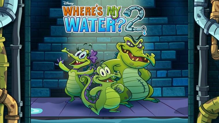 2 - игра Крокодильчик Свомпи 2 для Android. Бесплатные андроид приложения,