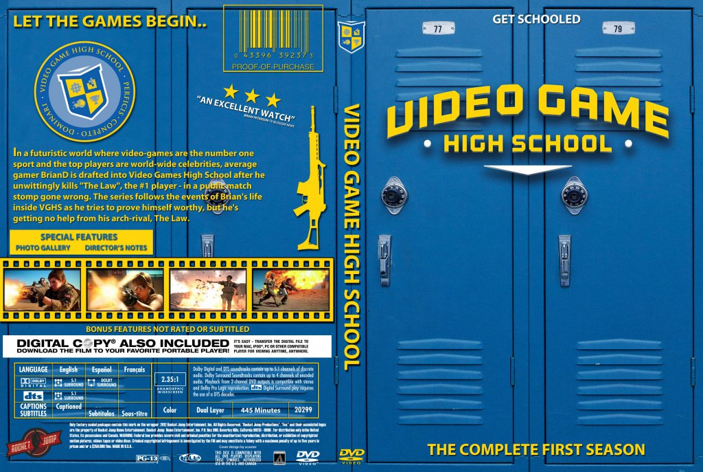 Video_Game_High_School_2012_Season_1_Cover