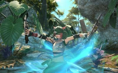 Final Fantasy XIV A Realm Reborn - Rogue