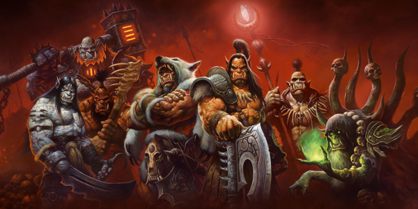 World of Warcraft Warlords of Draenor