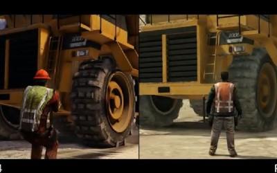 GTA V PS4 v PS3