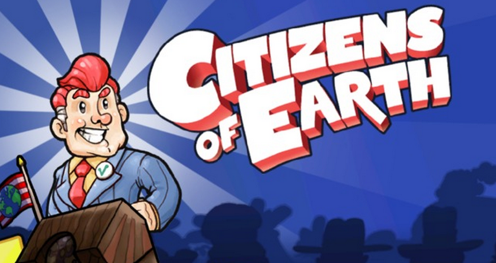 Citizens of Earth Logo