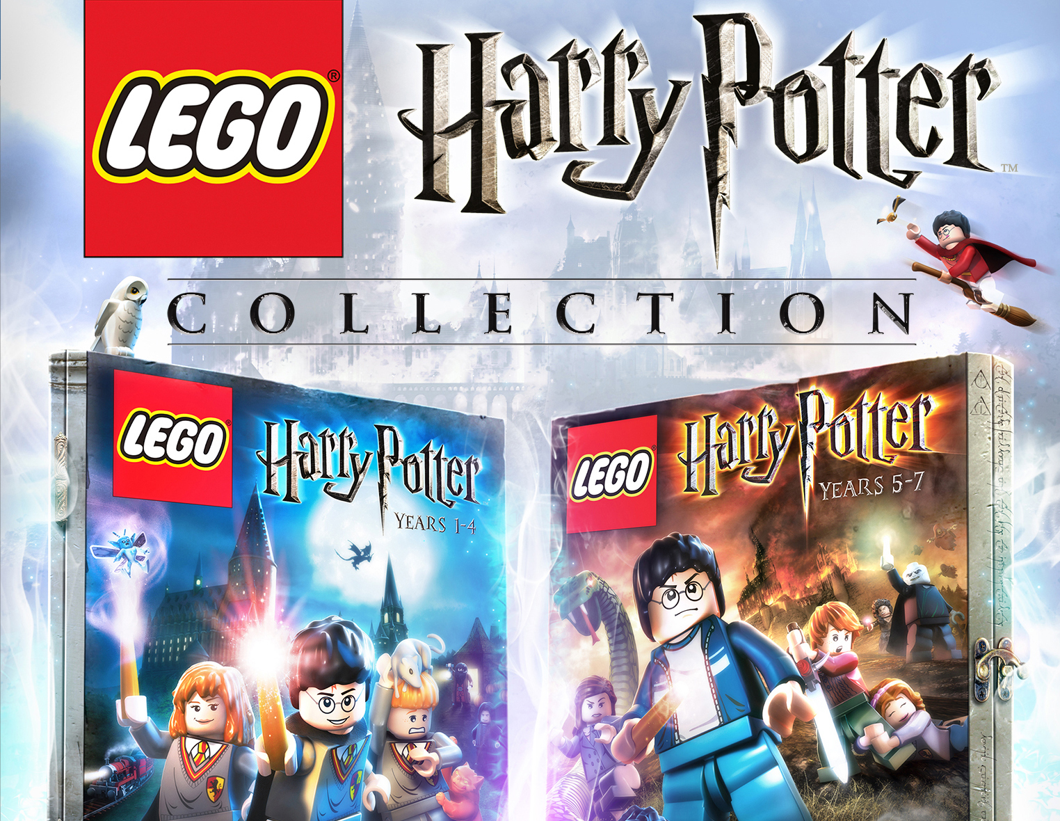 Image result for lego harry potter ps4